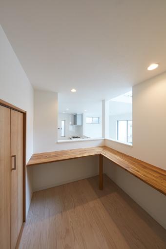 調布・狛江・世田谷の注文住宅事例6