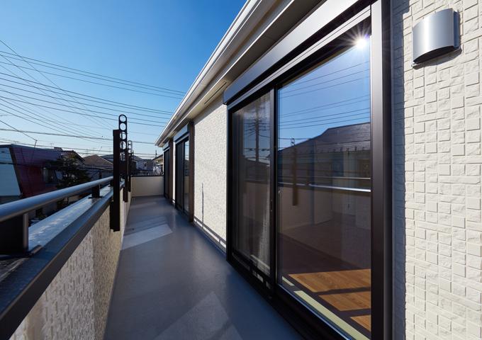 狛江の注文住宅 施工事例